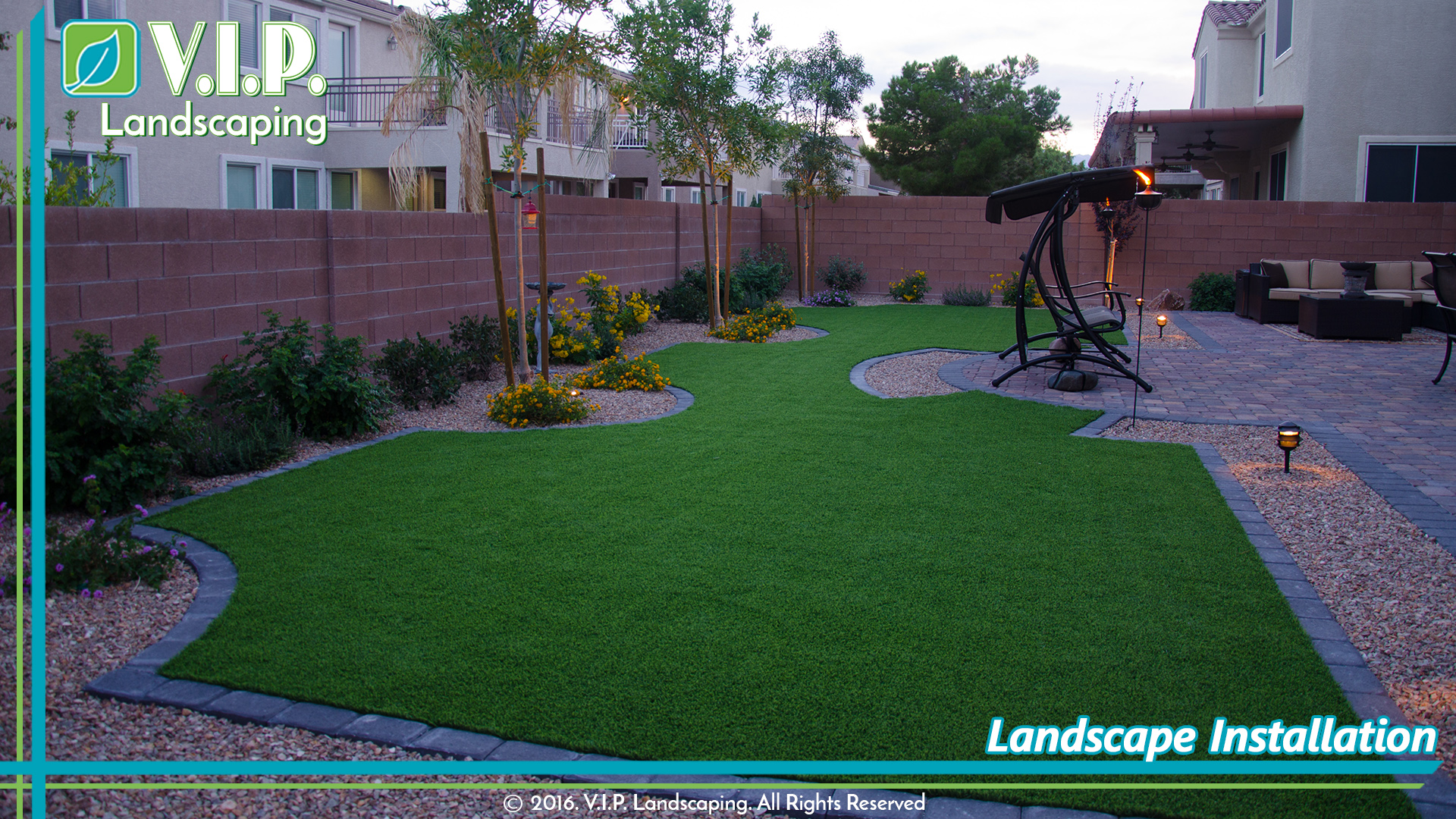 Landscaping Services in Las Vegas