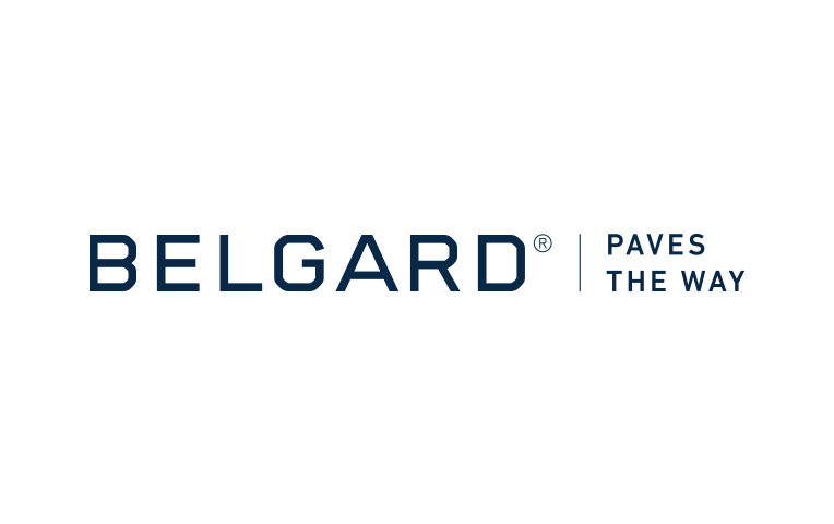 Belgard pave the way logo