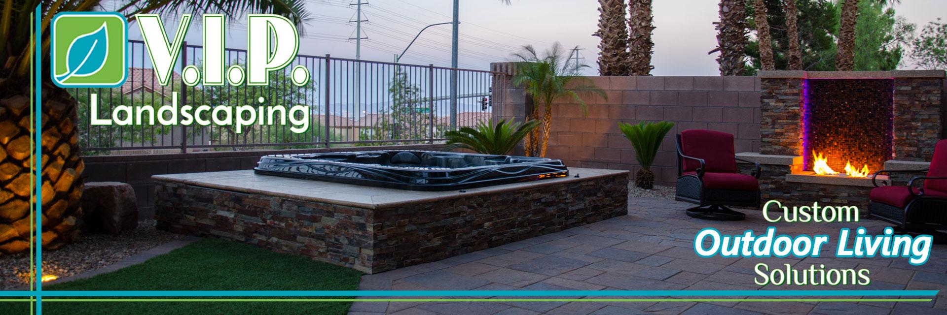 Las Vegas landscape designs